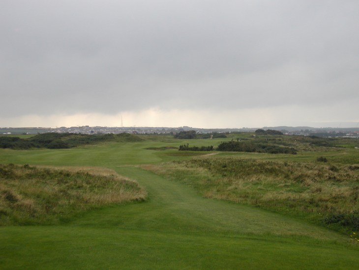 10th hole - Royal Portrush
