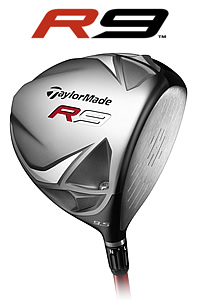TaylorMade's new R9 driver