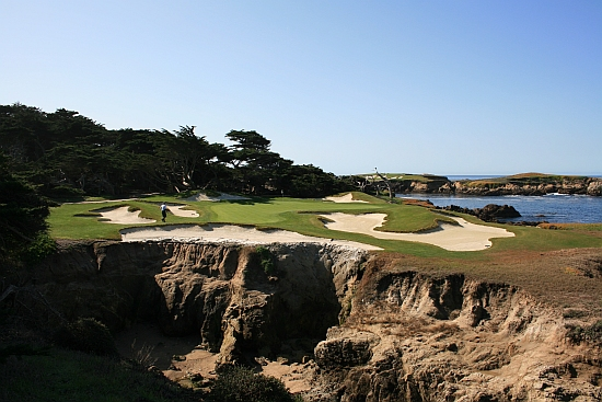 Back-to-back wonders: The 15th at Cypress
