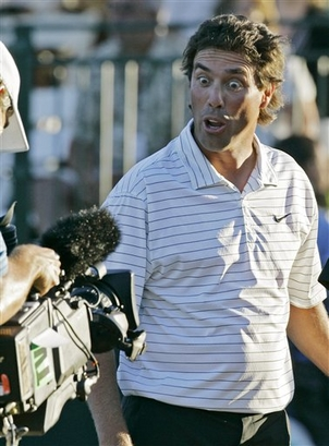 Crazy Like a Fox: Stephen Ames' candor has made him one of golf's best interviews.