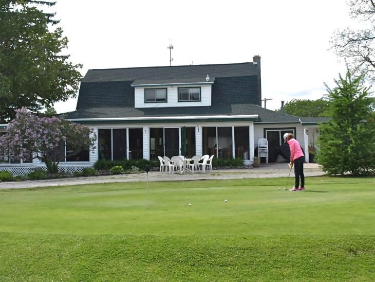 Greenbush Clubhouse