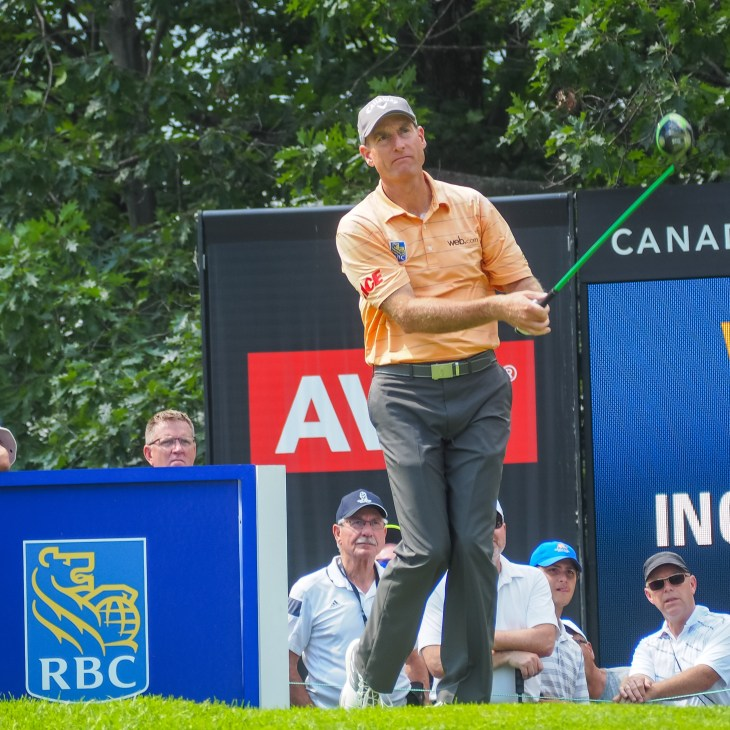 2006 & 2007 RBC Canadian Open champ Jim Furyk
