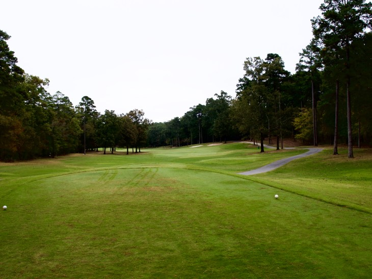 Ponce course at Hot Springs Village Arkansas ...