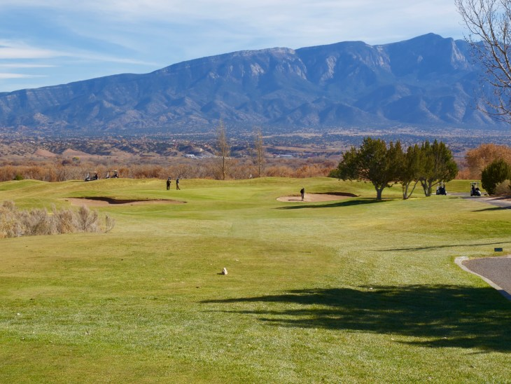 Santa Ana Golf Club - Albuquerque, New Mexico