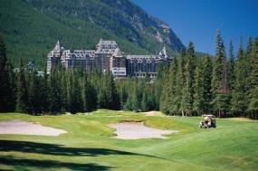 Banff Springs Golf Course, Banff, Alberta