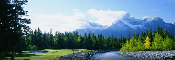 Kananaskis Country Golf Course, Kananaskis, Alberta