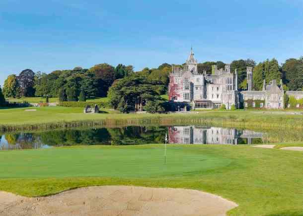 16th Hole, Adare Manor, County Limerick, Ireland