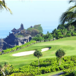 Nirwana Bali Golf Club, 7th Green