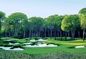 Carya Golf Club, Turkey