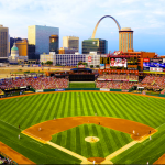 Mix Golf and Baseball in Chicago and St. Louis