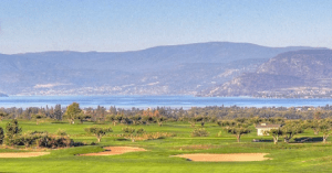 Harvest Golf Club, Kelowna, British Columbia