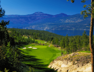 Predator Ridge Golf Resort, seventh hole at The Ridge Course