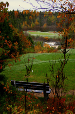 Twin Rivers Golf Course, Terra Nova National Park, Newfoundland