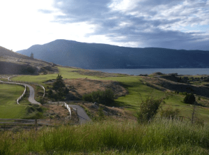 Sagebrush Golf Course, Quilchena, British Columbia