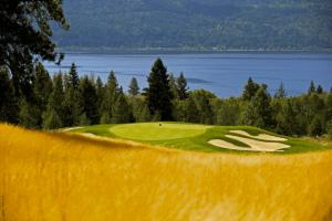 Talking Rock Golf Course, Kamloops, British Columbia