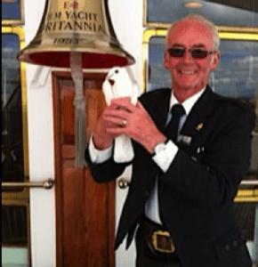 Ken Hanley, Scottish Blue Badge Tourist Guide (Image: Ken Hanley)