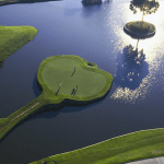 Tackle the 17th at TPC Sawgrass