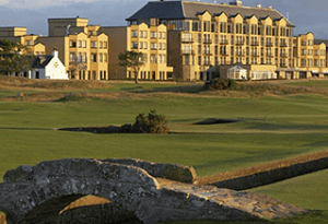 The Old Course Hotel, St Andrews (Image: Old Course Hotel)