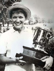 Marlene Stewart Streit (Image: Canada's Sports Hall of Fame)