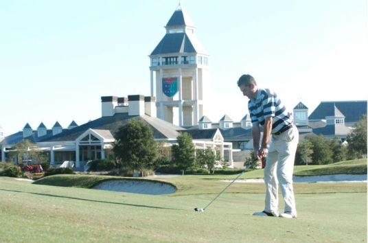 Slammer & Squire Course (Image: World Golf Hall of Fame)