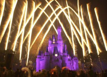 Disney World Magic Kingdom (Image: Disney)