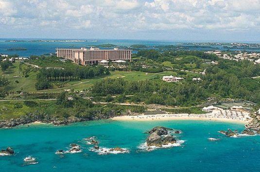 Fairmont Southampton Bermuda (Image: Fairmont Hotels and Resorts)