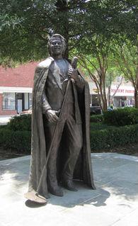 James Brown statue Augusta (Image: Augusta CVB)