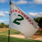 Pinehurst No. 2 flag (Image: Pinehurst Resort)