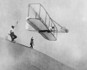 Wright Brothers (Image: Wright Brothers National Memorial)