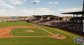 Cubs at Sloan Park (Image: Chicago Cubs)