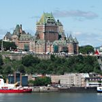 Quebec City port view (Image: Quebec City Tourism)