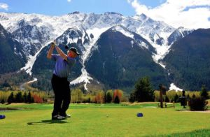 Big Sky Golf Club (Image: Tourism Pemberton)