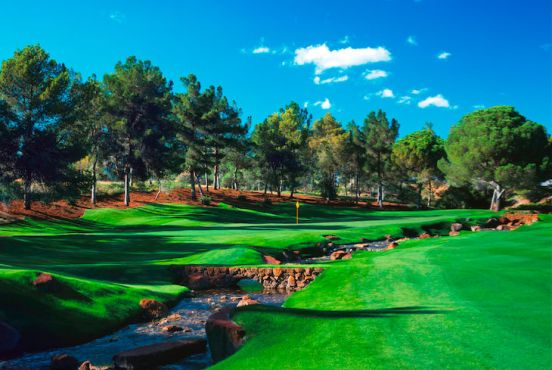 Shadow Creek Golf Course Las Vegas