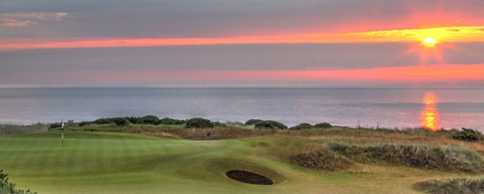 Kingsbarns Golf Links near St. Andrews. (Image: Kingsbarns Golf Links)