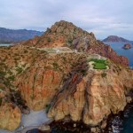 Villa del Palmar 17th Hole overlooking the Sea of Cortez (Image: TPC Danzante Bay)