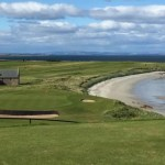 Balcomie Links at Crail Golfing Society, Scotland