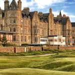 Book a Hotel With a Fairway View in Scotland