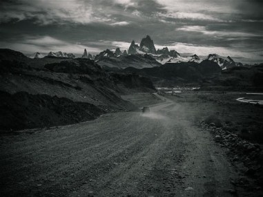 Tres Lagos - El Chalten, Argentina