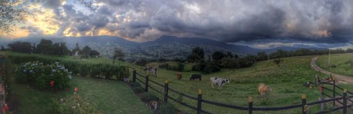 Goooooooood Morning Colombia!