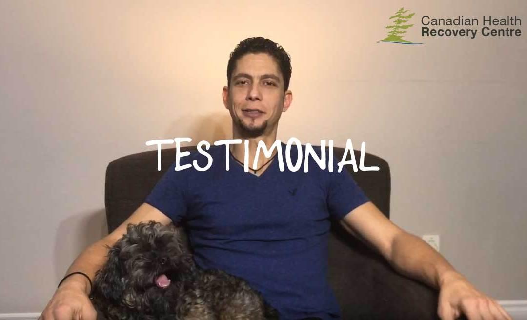 CHRC Peterborough – Carlos – Client Testimonial