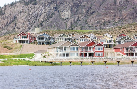 The Cottages at Osoyoos