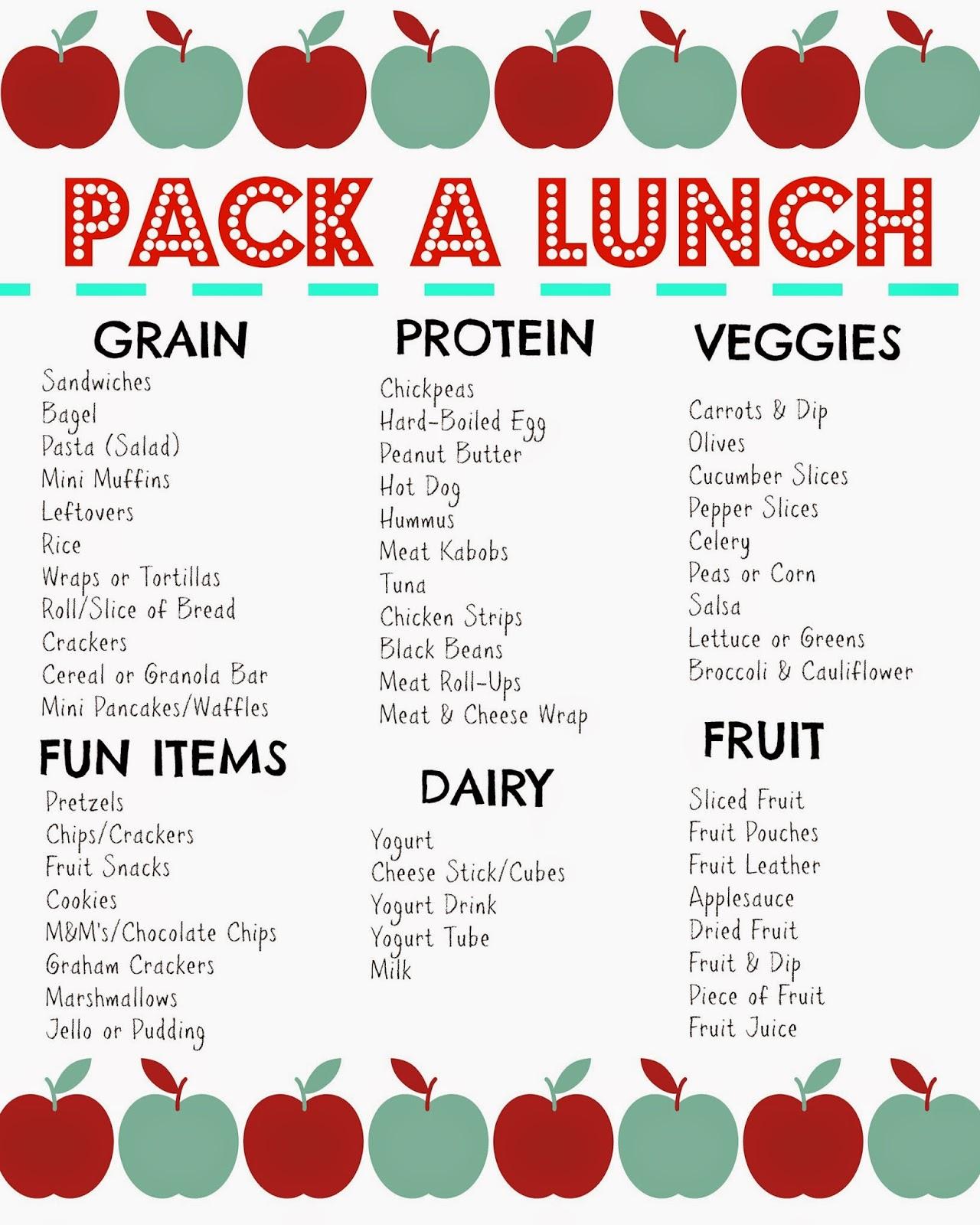School Lunch Box Ideas They Ll Love