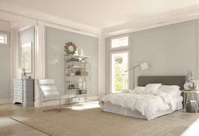Bedroom_Amazing Gray SW 7044