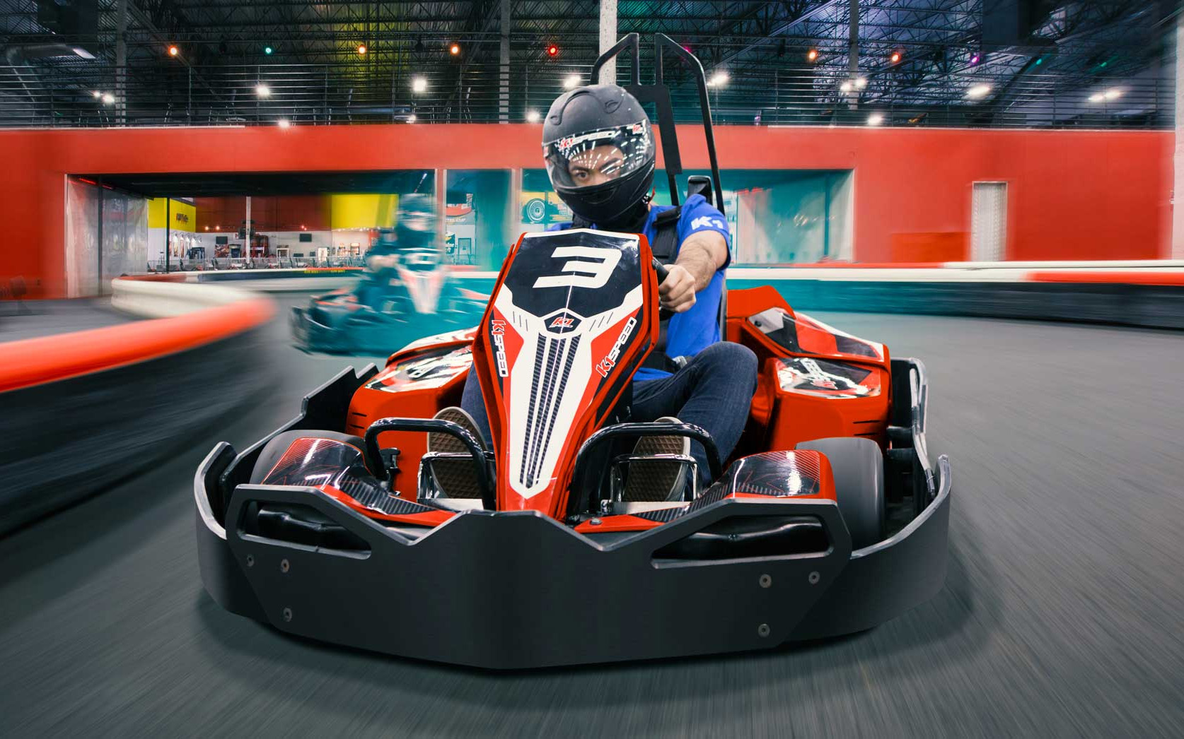 Demaras Stay Sharp This Winter With Indoor Karting At K1