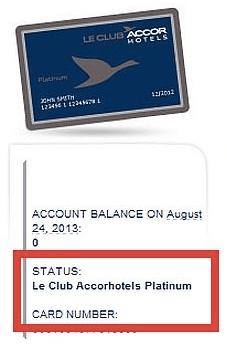 Accor Platinum