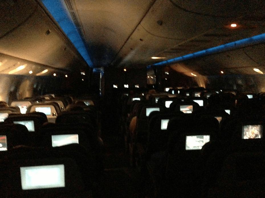 Air Canada Business Class Trip Report