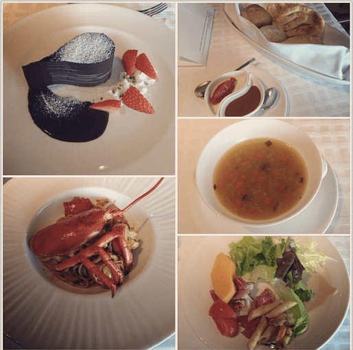 shangrila voucher Lunch