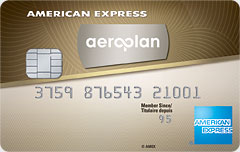 American Express Aeroplan Gold Credit Card