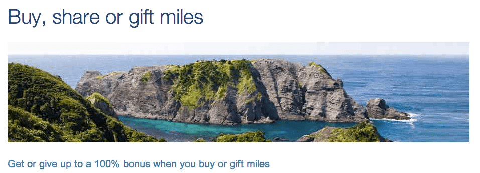 Dividend Miles Purchase Promotion