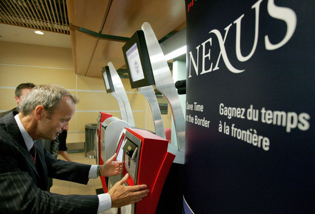 Nexus Card Kiosks